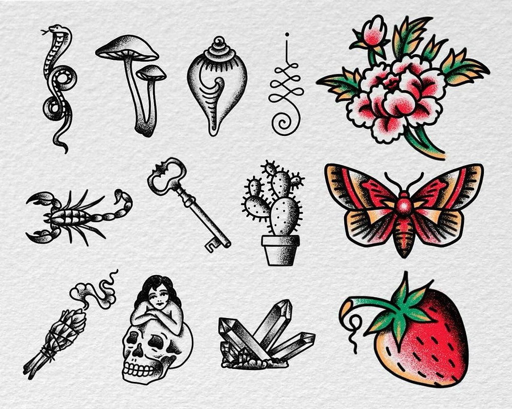Flash sheet by Lindsey Morehead