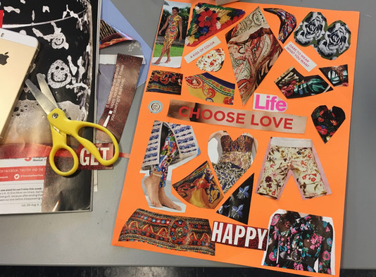 Collages, Pillows and Paints: Spring 2018 Workshops Have Sprung!