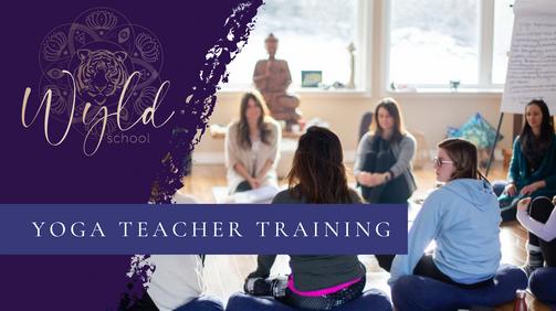Virtual Yoga Teacher Training