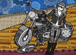 Biker Chik