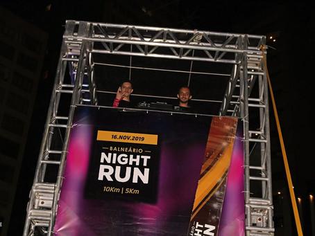 É HORA DO SHOW: DJs da Balneário Night Run falam sobre a experiência de tocar no evento