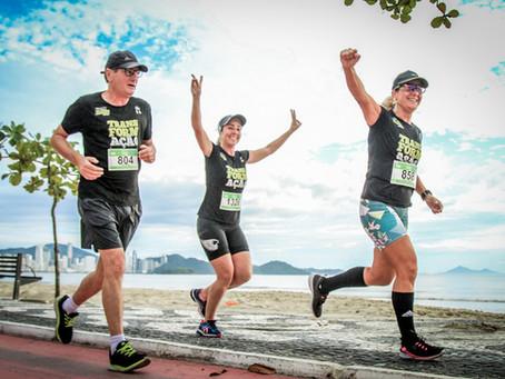 Meia Maratona Internacional de Balneário Camboriú terá provas de 5km, 21km em dupla e solo.