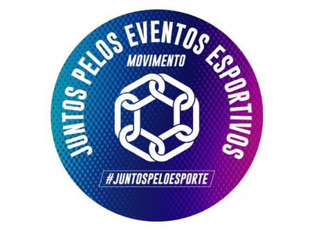 Organizadores de eventos esportivos lançam campanha #JuntosPeloEsporte