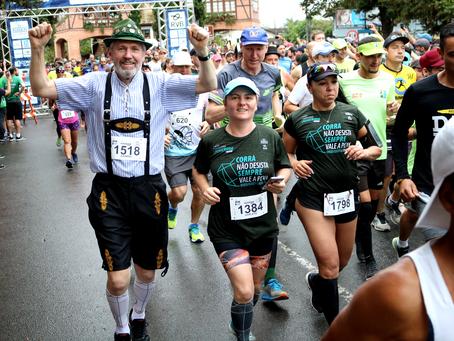 Meia Maratona de Pomerode reuniu 5 mil pessoas