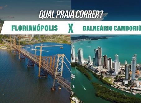 Eaí, correr na capital catarinense? Ou na Dubai Brasileira?