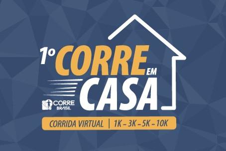 Em tempos de reclusão, 1ª edição do Corre em Casa conecta o País através da corrida