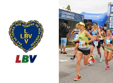 Legião da Boa Vontade é beneficiada com doações da Meia Maratona de Florianópolis 2019