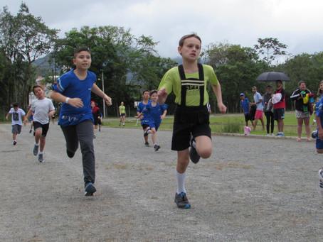 Meia Maratona de Pomerode tem maratoninha kids