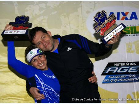 Amor de Maratona
