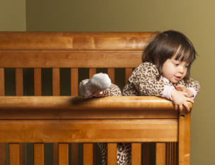 How Do You Keep Your Climbing Toddler In A Crib Sleep Consultants