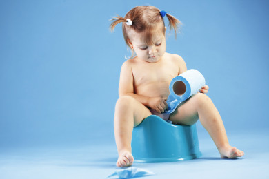 Baby Sleep Science Mini Blog: Toilet Training and Sleep