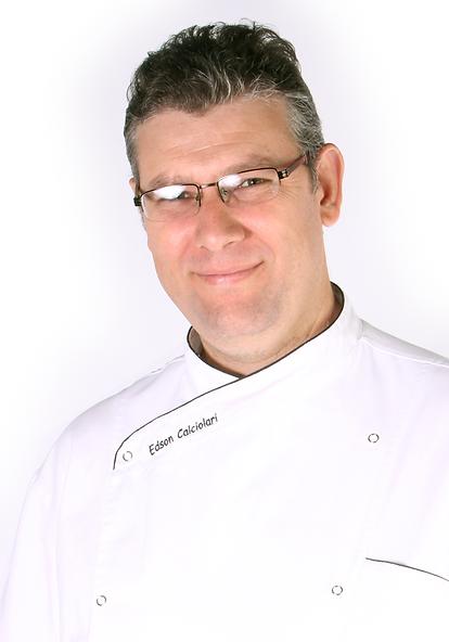 Chef Edson Calciolari