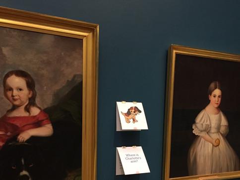 """Picturing Little Folk"" at Fruitlands Museum"