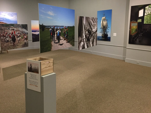 """""""Find Your Park: National Parks in New England at Fruitlands Museum"""" at Fruitlands Museum"""