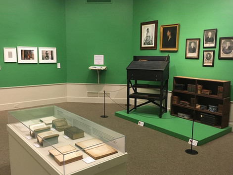 """Literary Spirit at Fruitlands and the Old Manse"" at Fruitlands Museum"