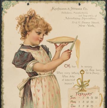 Grossman Calendar Cataloguing Project
