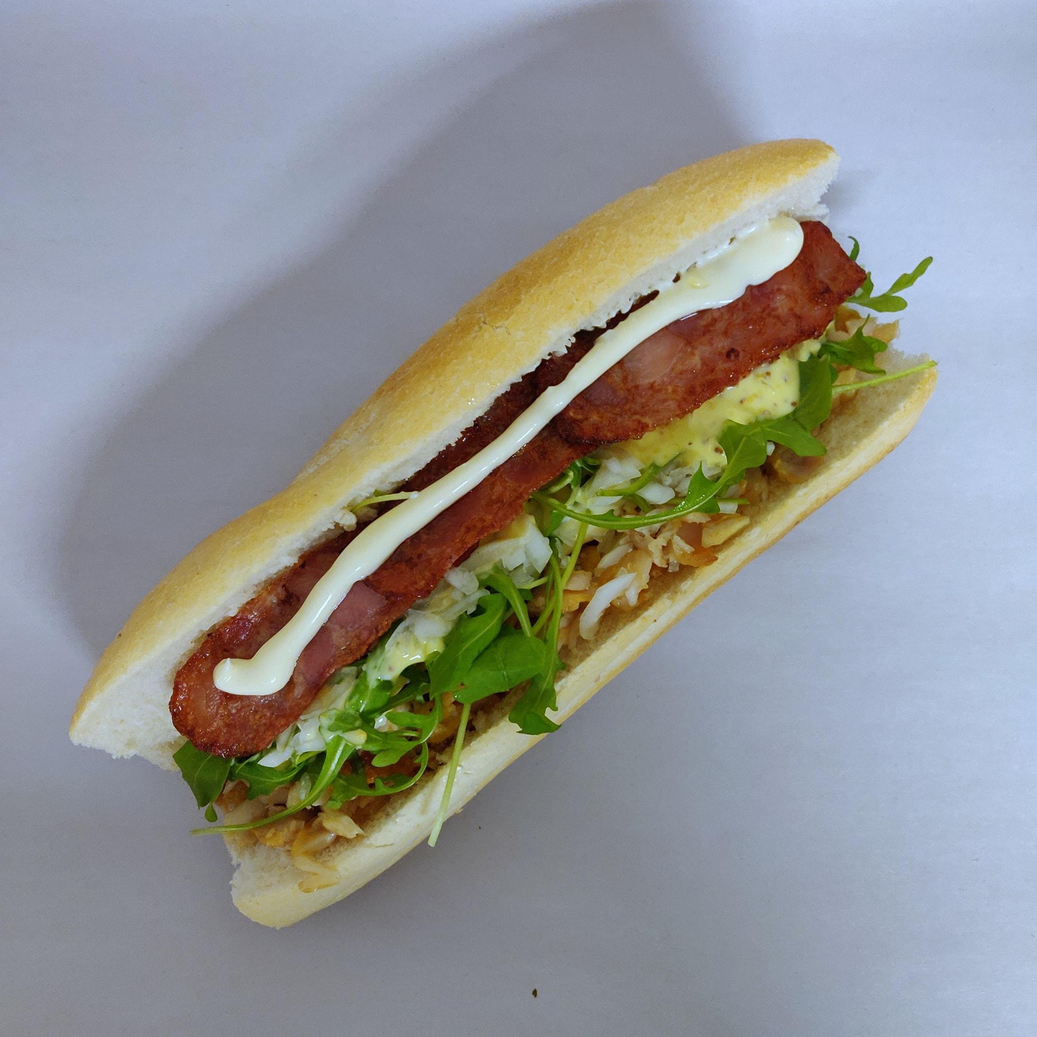 Kebab Parisienne