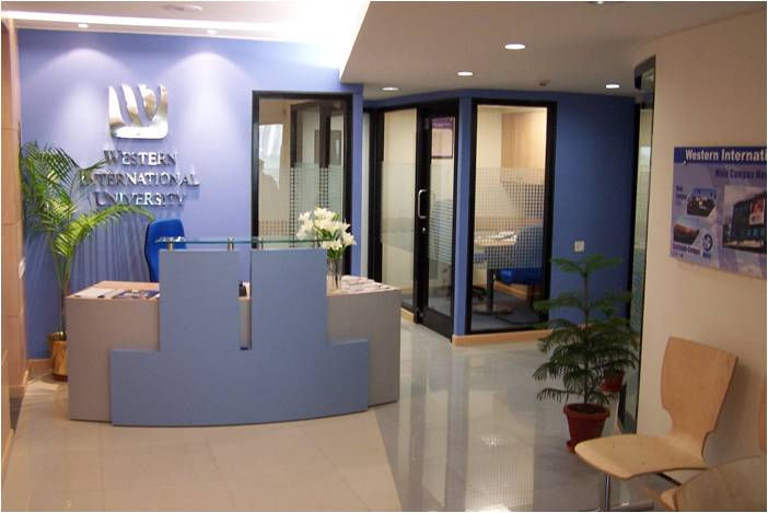 WESTERN INTERNATIONAL UNIVERSITY OFFICE, GURUGRAM