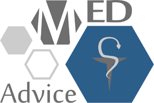 MED'Advice Junior-Entreprise Logo