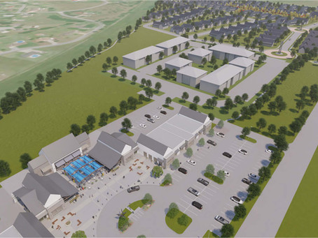 MAIP officials break ground on The District and announce new Greenfield expansion