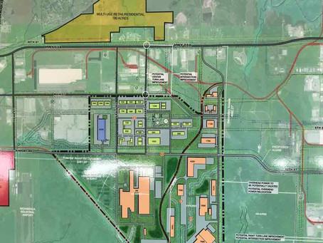 Pryor MidAmerica Industrial Park Breaks Ground On 'The District' Development