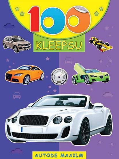 Autode maailm. 100 kleepsu