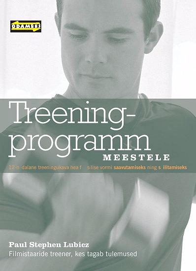 Treeningprogramm meestele