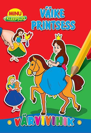 Väike printsess. Minu kleepsud