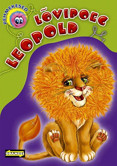 Lõvipoeg Leopold. Pehmekesed