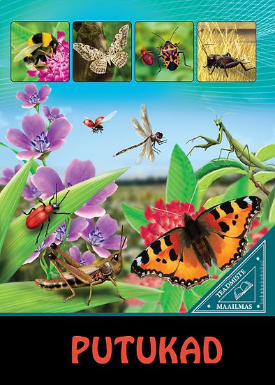 Putukad. Teadmiste maailmas
