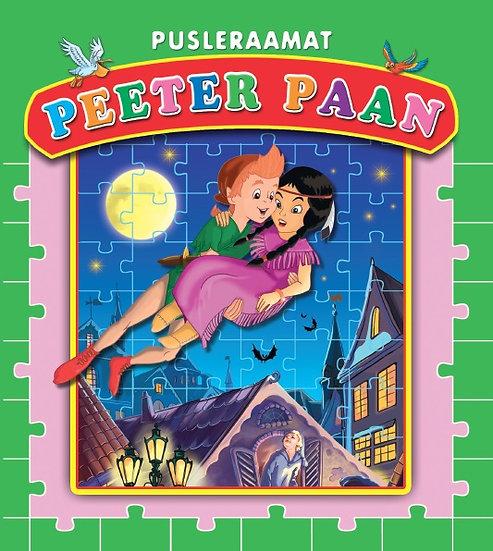 Peeter Paan. Pusleraamat