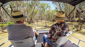 wetlands and wildlife cruise - The Frames Renmark