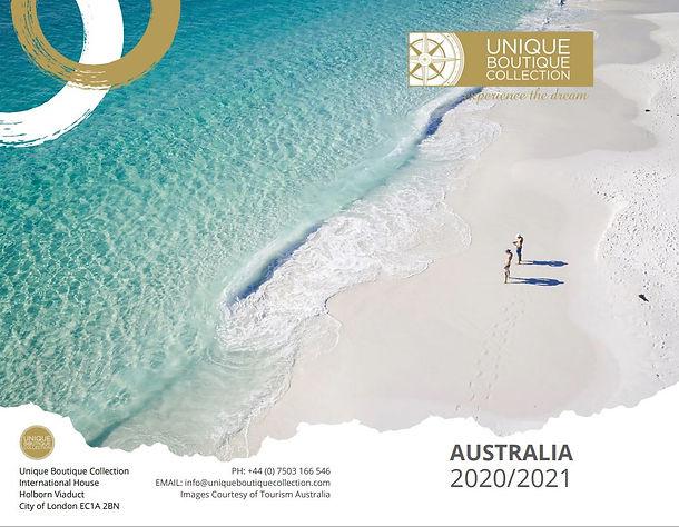 Unique Boutique Collection Brochure