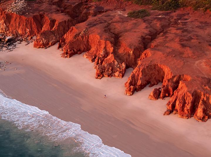 Australian coastal colours