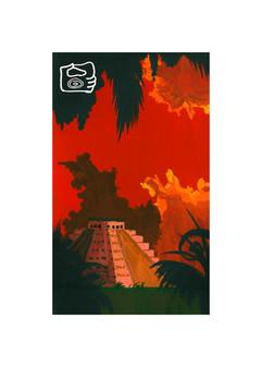 Chichén Itzá, Mexique