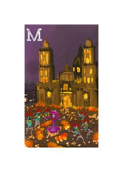 """Mexico City, Mexico"""