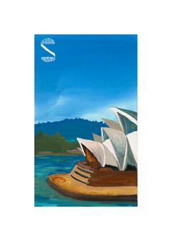 """Sydney, Australia"""