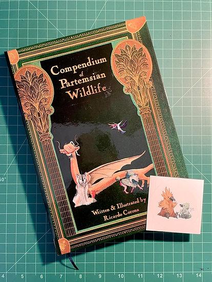 Compendium of Partemsian Wildlife