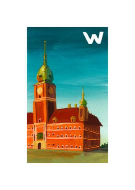 """Warsaw, Poland"""