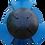 Thumbnail: Tinaco tricapa azul 800 lts