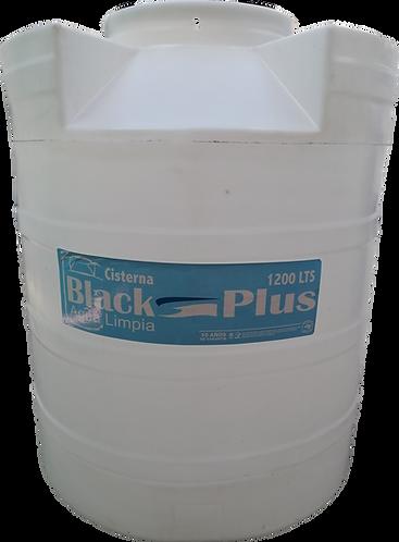 Cisterna blanca 1200 lts