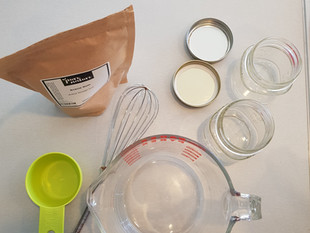 Watercolor Binder Recipe