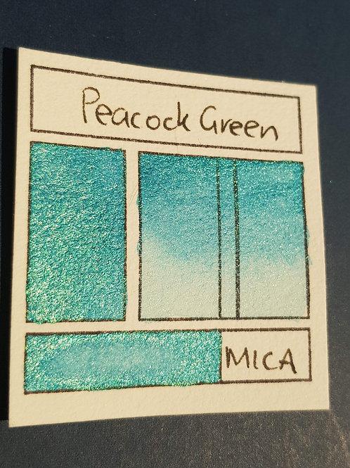 Peacock Green PRE-ORDER