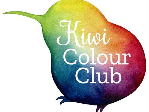 Kiwi Colour Club - MINI PANS