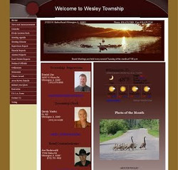 Wesley township