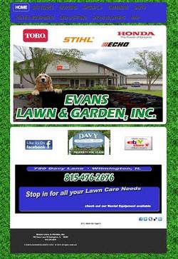 Evans Lawn And Garden