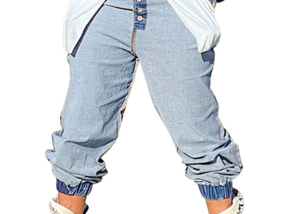 New Arrivals Reverse Stitched Jeans For Women