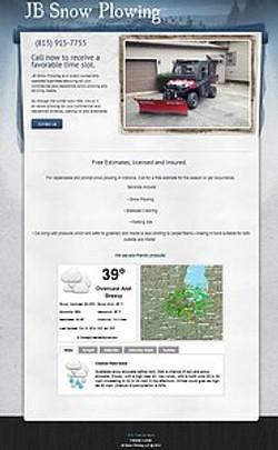 JB Snow Plowing