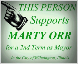 Support Marty Orr