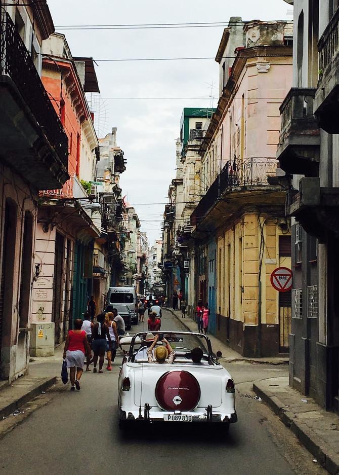 Rolling In Cuba